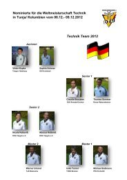 09.12.2012 Technik Team 2012