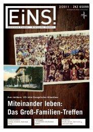 Überwältigende Resonanz bei JesusHouse - Deutsche ...