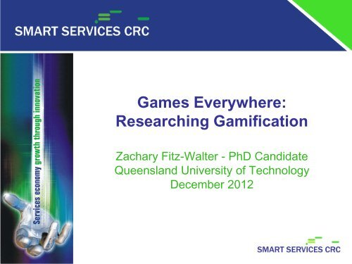 Researching Gamification