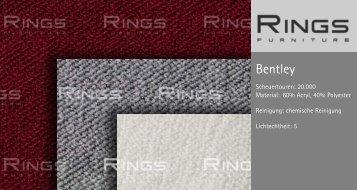 Bentley - RINGS Furniture
