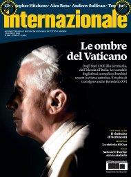 Le ombre del Vaticano