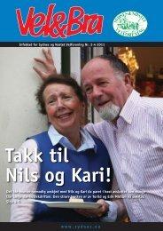 Takk til Nils og Kari!