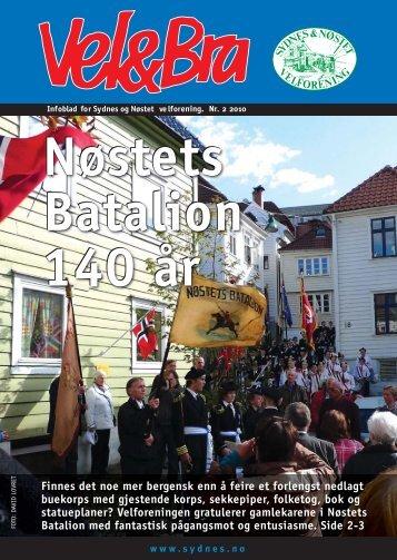 Nøstets Batalion 140 år