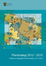 Planstrategi for Oppegård 2012-2015 - Oppegård Kommune