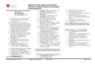 Manual til Cadd Legacy smertepumpe Klinikk for anestesi,intensiv ...
