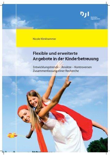 Flexible und erweiterte Kinderbetreuung - DJI