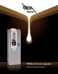 PERLA C6 con capsule