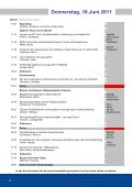 Unfallmedizinische Tagung in Berlin 16. und 17. Juni 2011 - Seite 4