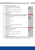 Unfallmedizinische Tagung in Berlin 16. und 17. Juni 2011 - Seite 6