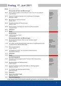 Unfallmedizinische Tagung in Berlin 16. und 17. Juni 2011 - Seite 7