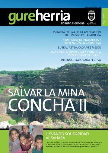 CONCHA II