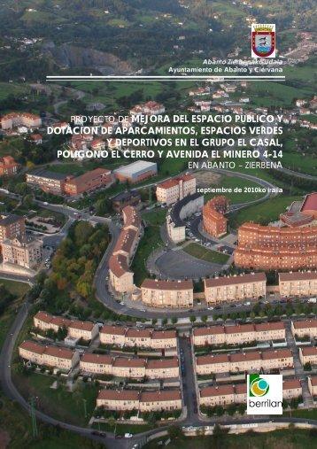Documentos Escritos - Ayuntamiento de Abanto-Zierbena