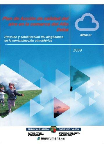 Plan de Acción de calidad del aire en la comarca del Alto Deba