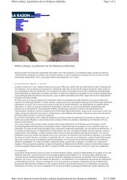 Niños cobaya, la polémica de los fármacos infantiles - IIS La Fe
