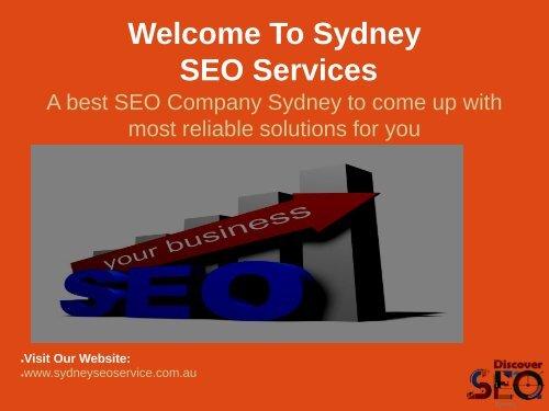 Quality Link Building Services Sydney | Copywriting Services Sydney