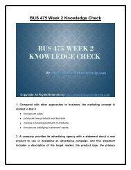 BUS 475 Week 2 Knowledge Check  UOP Material.pdf
