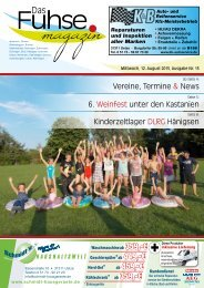 Fuhse-Magazin 15/2015