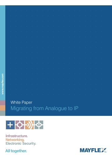 Migrating from Analogue to IP
