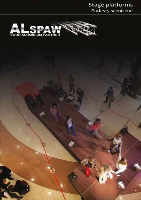 ALSPAW Stage Platforms