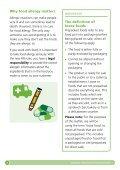 Allergen information for loose foods - Page 4