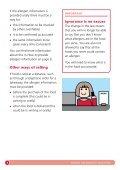 Allergen information for loose foods - Page 6