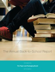 The Annual Back-to-School Report
