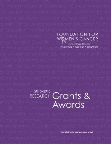 Grants & Awards