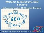 Quality Link Building Melbourne | Online Marketing | Search Engine Marketing Melbourne