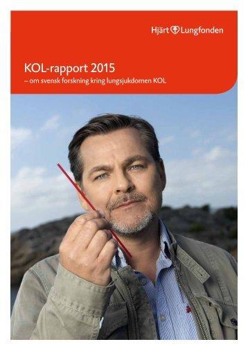 KOL-rapport 2015
