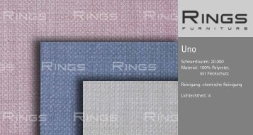 Uno - RINGS Furniture