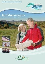 Ihr Urlaubsmagazin Hessisches Kegelspiel in der Rhön