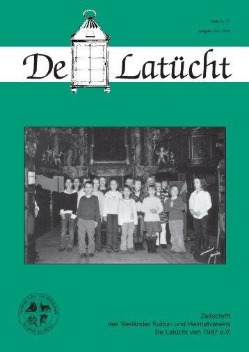 Arbeitsdienst in den Vier- und Marschlanden 1932 ... - de-latuecht.de