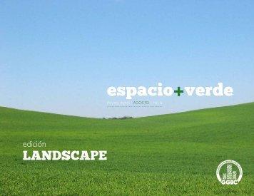 REVISTA Espacio+Verde No. 5