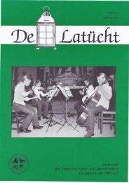 De Latücht Nr. 59 - pdf - de-latuecht.de