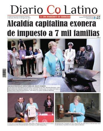 Edición 12 de Agosto de 2015
