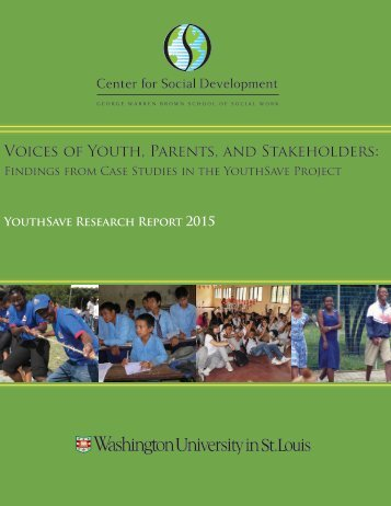Voices of Youth Parents and Stakeholders