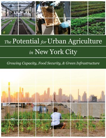 Potential forUrban Agriculture New York City