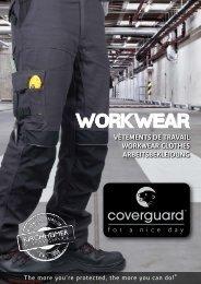 K3S Coverguard Workwear