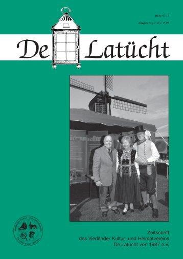 """Die """"Latücht"""" beim Erdbeerfest 2009 - de-latuecht.de"""