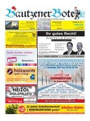 3.Dezember 2011 - BautzenerBote.de