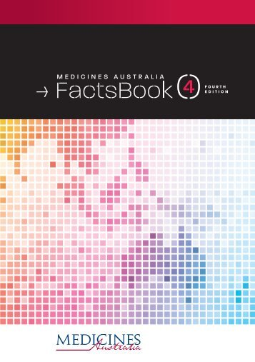 Contents medical research sector in Australia