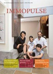 Das Immobilienmagazin von Swiss Life // Ausgabe 2 // Herbst /Winter 2014