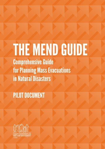 THE MEND GUIDE
