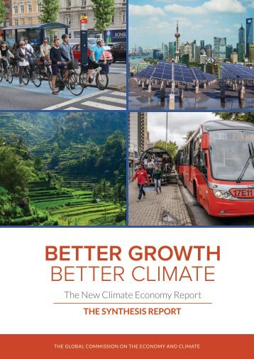 BETTER GROWTH BETTER CLIMATE