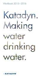 Katadyn Workbook 2015 / 2016