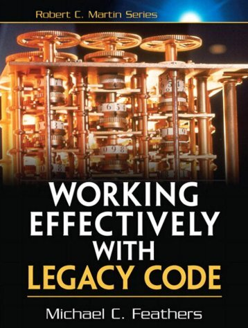 with Legacy Code