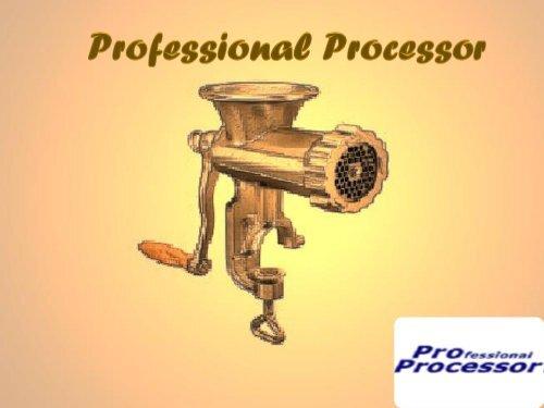Meat Processing Equipment pdf