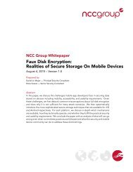 us-15-Mayer-Faux-Disk-Encryption-Realities-Of-Secure-Storage-On-Mobile-Devices-wp