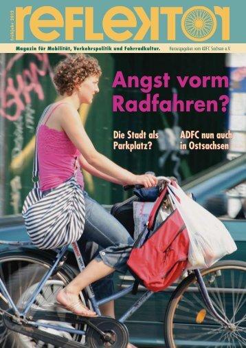 Angst vorm Radfahren?