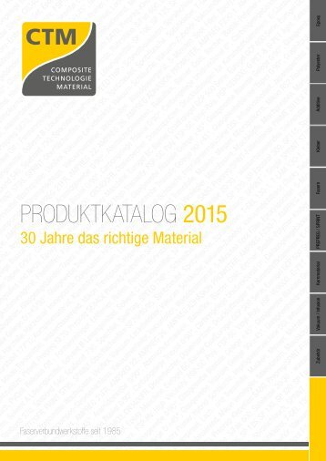 CTM Katalog 2015 - Composite